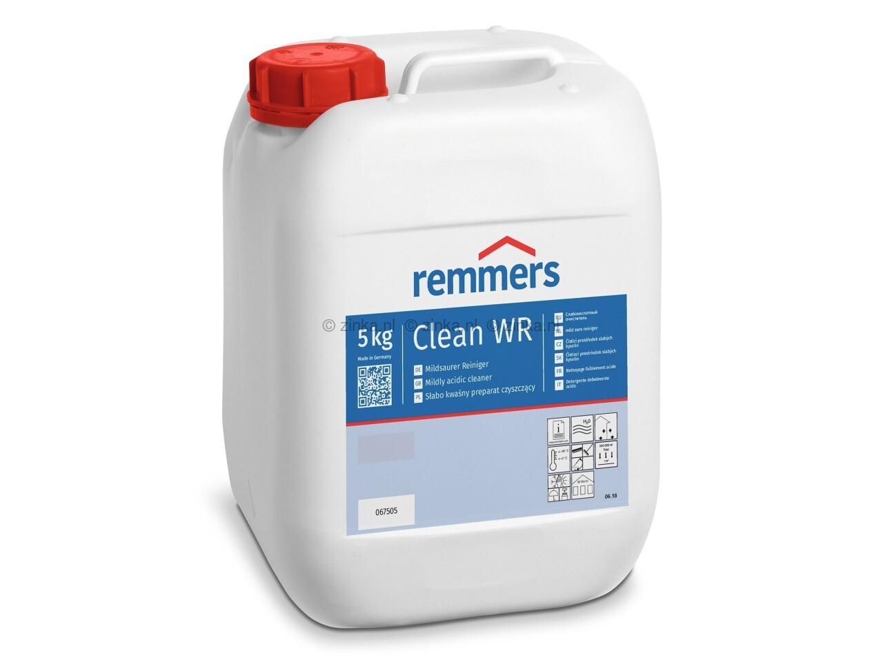 Clean WR / Combi WR