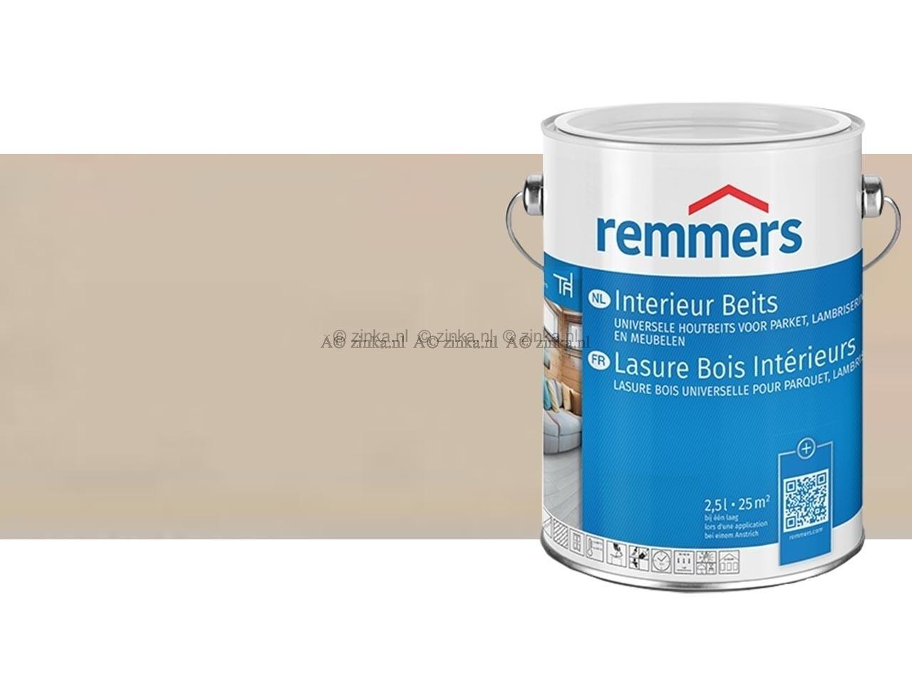 Interieur-Beits 2302 Antiekgrijs 100ml proefverpakking