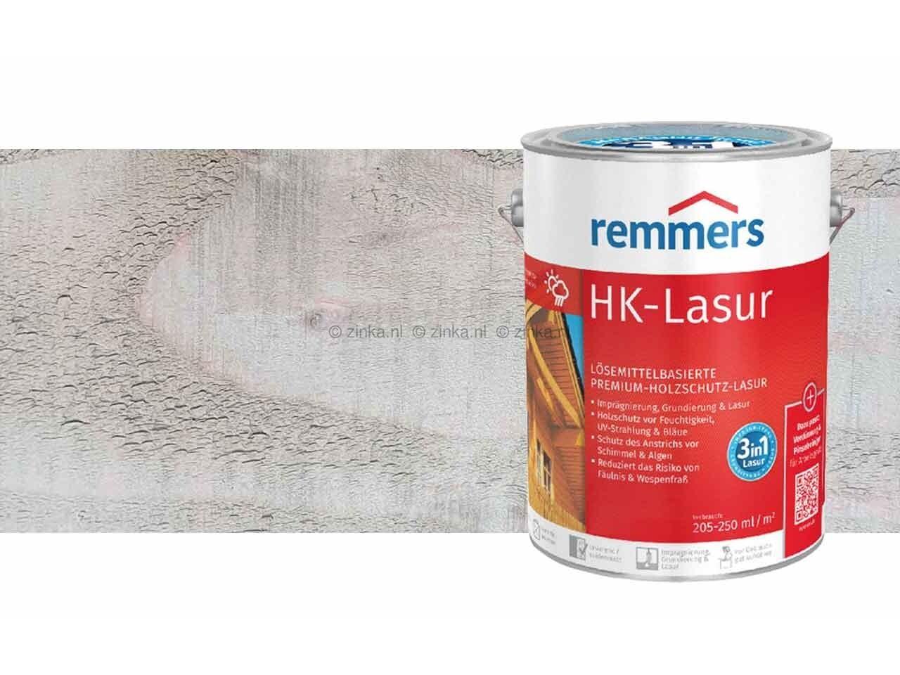 HK-Lazuur Zandgrijs 100 ml proefverpakking