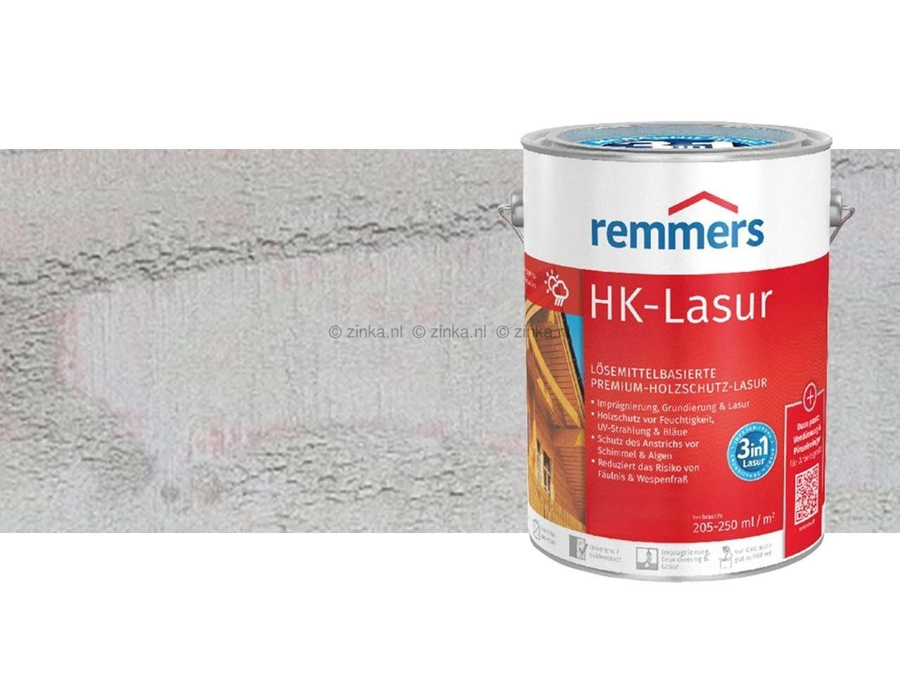 HK-Lazuur Nevel Mistgrijs 100 ml proefverpakking
