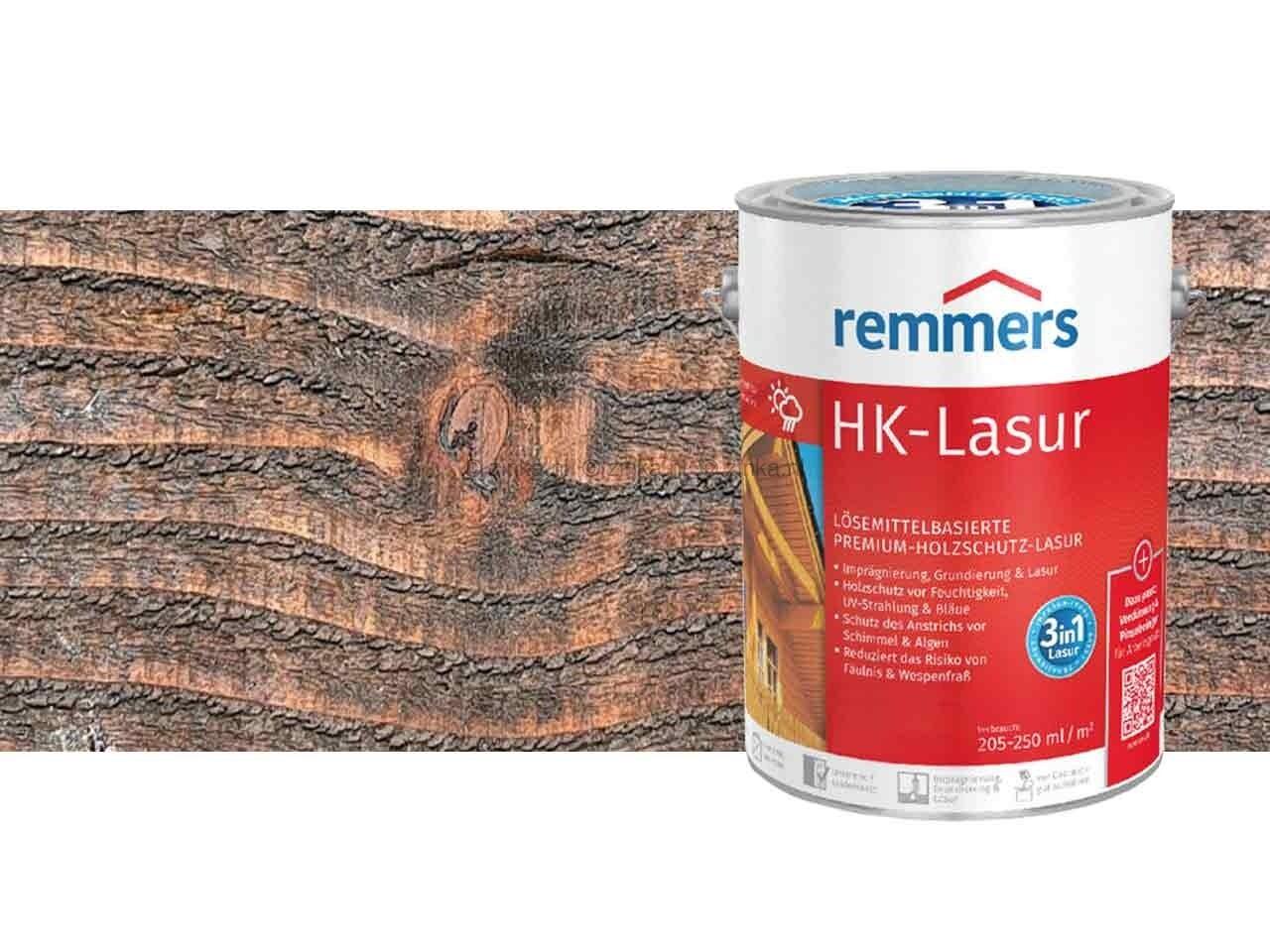 HK-Lazuur Palisander 100 ml proefverpakking