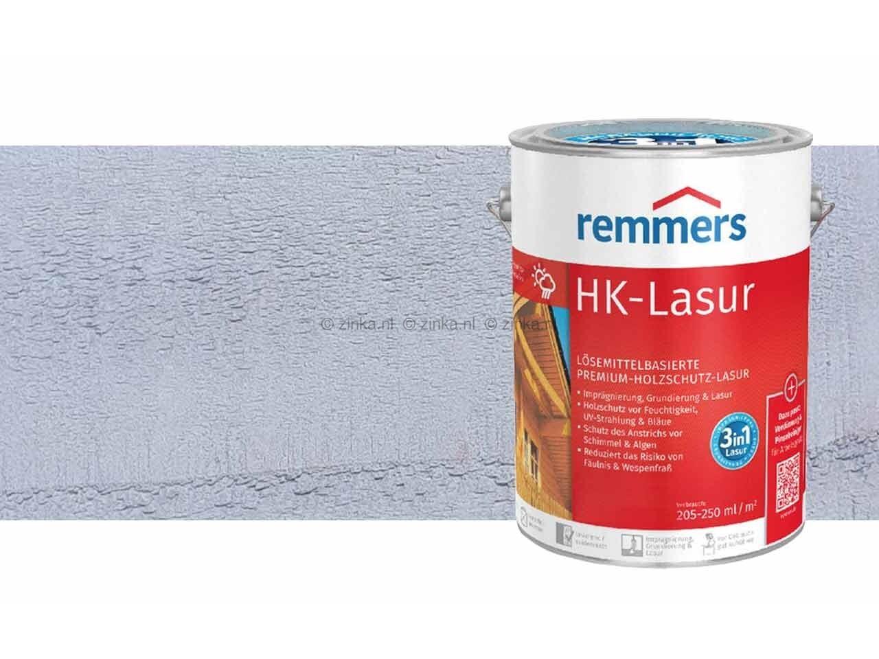 HK-Lazuur Venstergrijs 100 ml proefverpakking