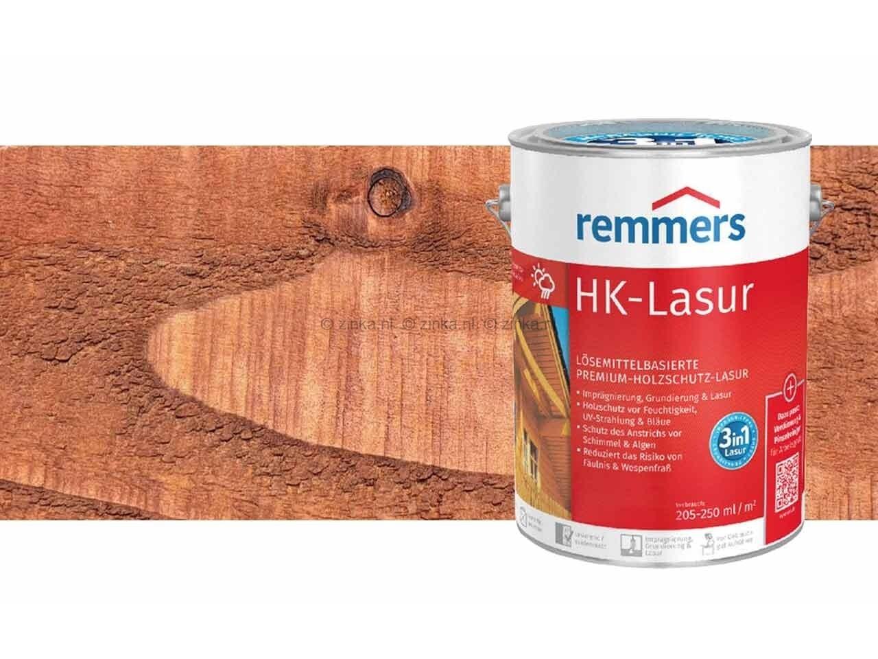 HK-Lazuur Kastanje 100 ml proefverpakking