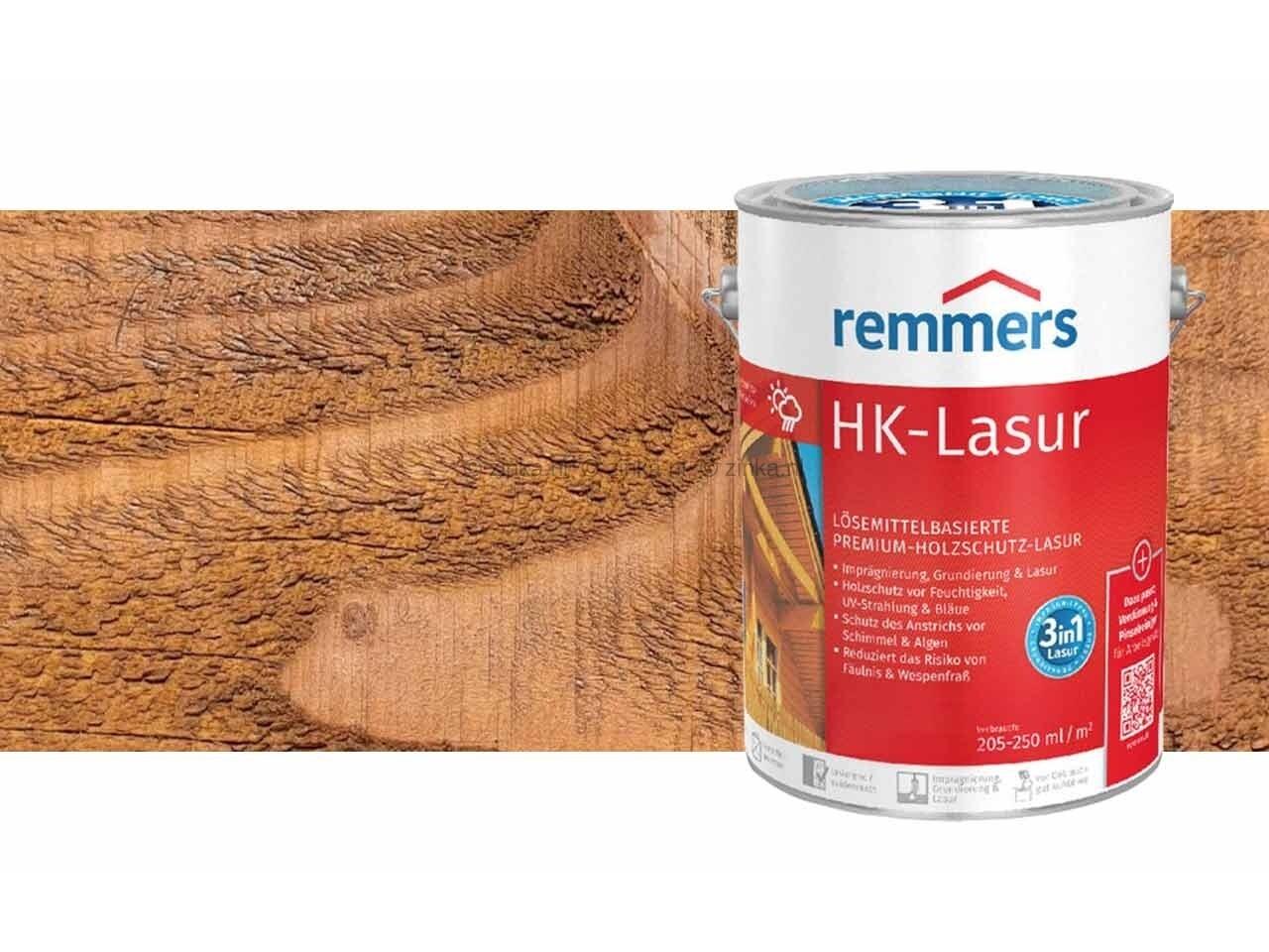 HK-Lazuur Licht Eiken 100 ml proefverpakking