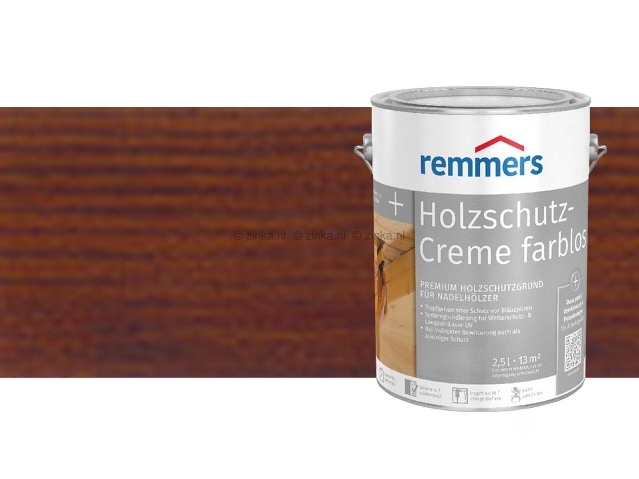 Houtbescherming creme - Noten 100 ml proefverpakking