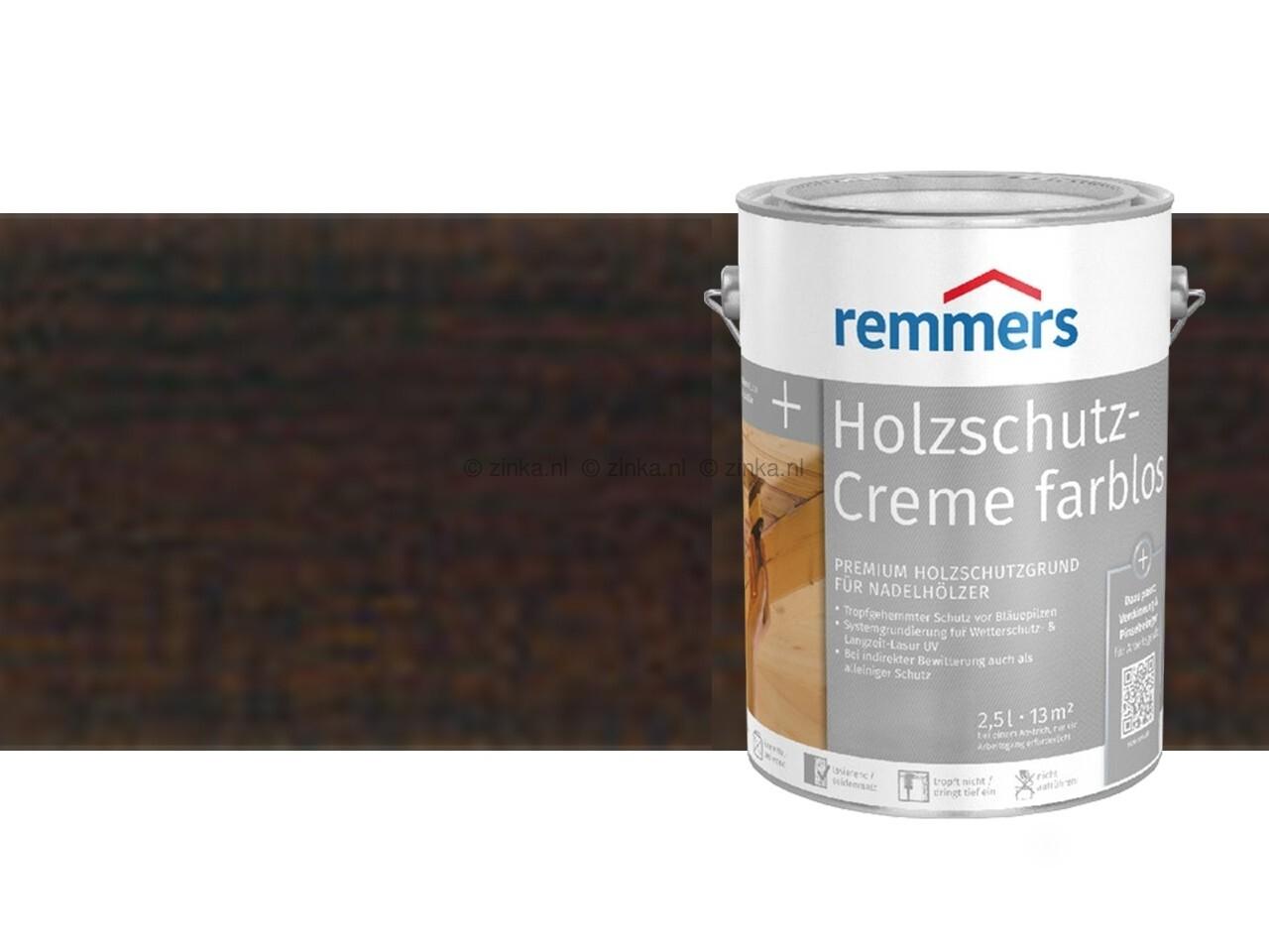 Houtbescherming creme - Palissander