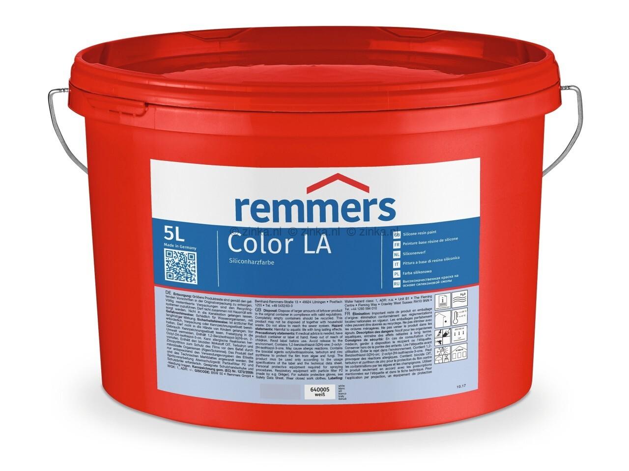 Color LA - RAL Kleuren