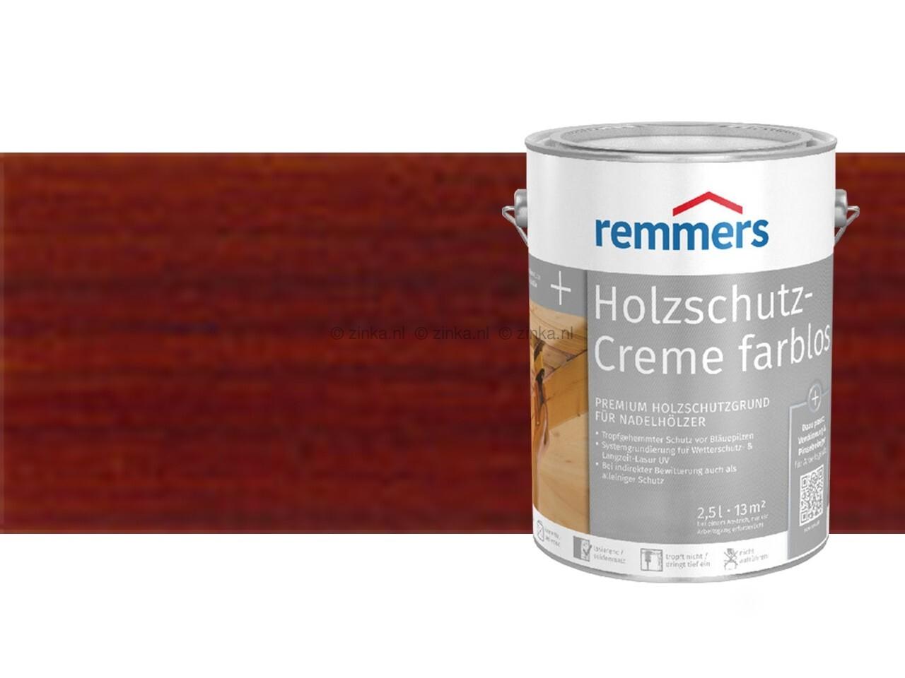 Houtbescherming creme - Teak 2719