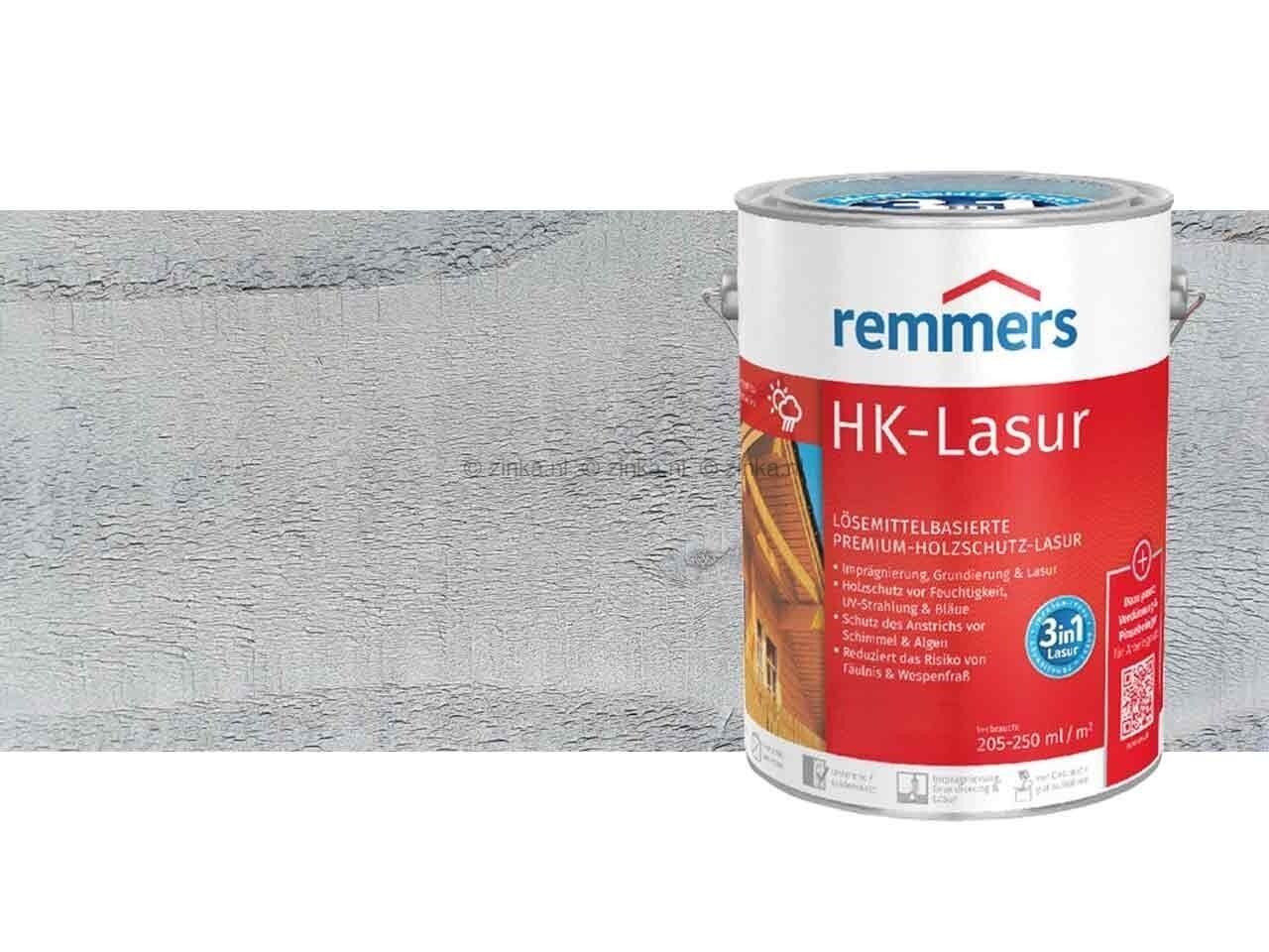 HK-Lazuur Watergrijs 100 ml proefverpakking