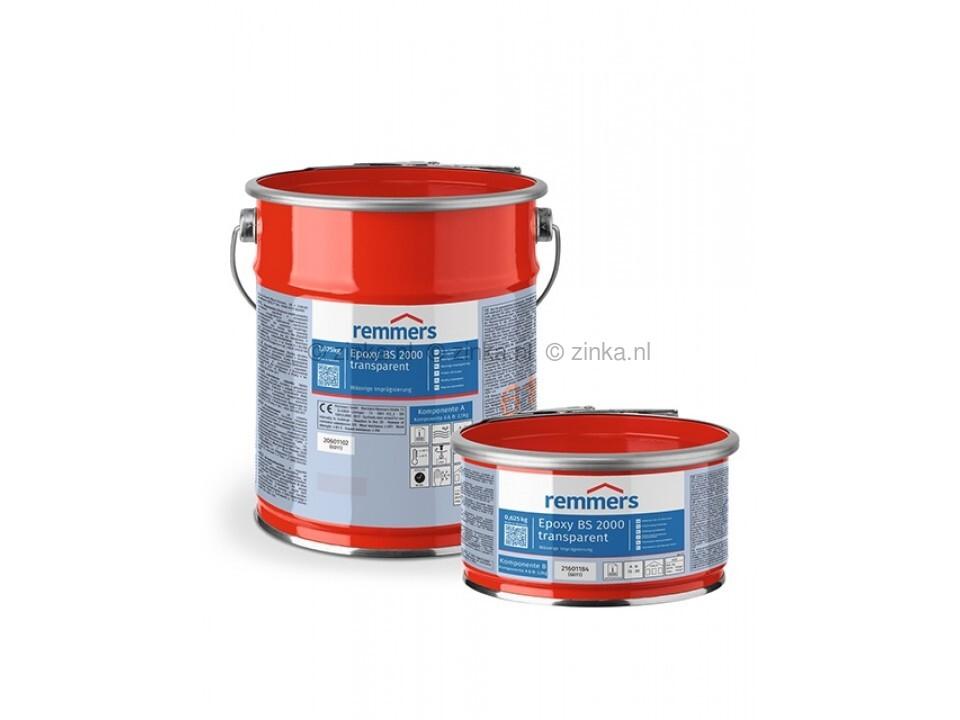 Remmers epoxy 2000 transparant