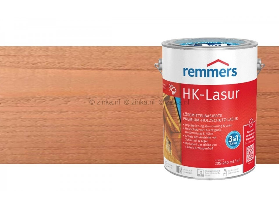 HK-Lazuur Douglas 100 ml proefverpakking