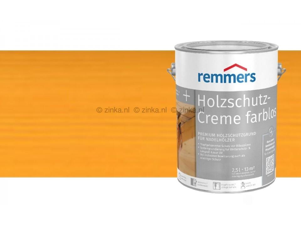 Houtbescherming creme - Grenen 100 ml proefverpakking