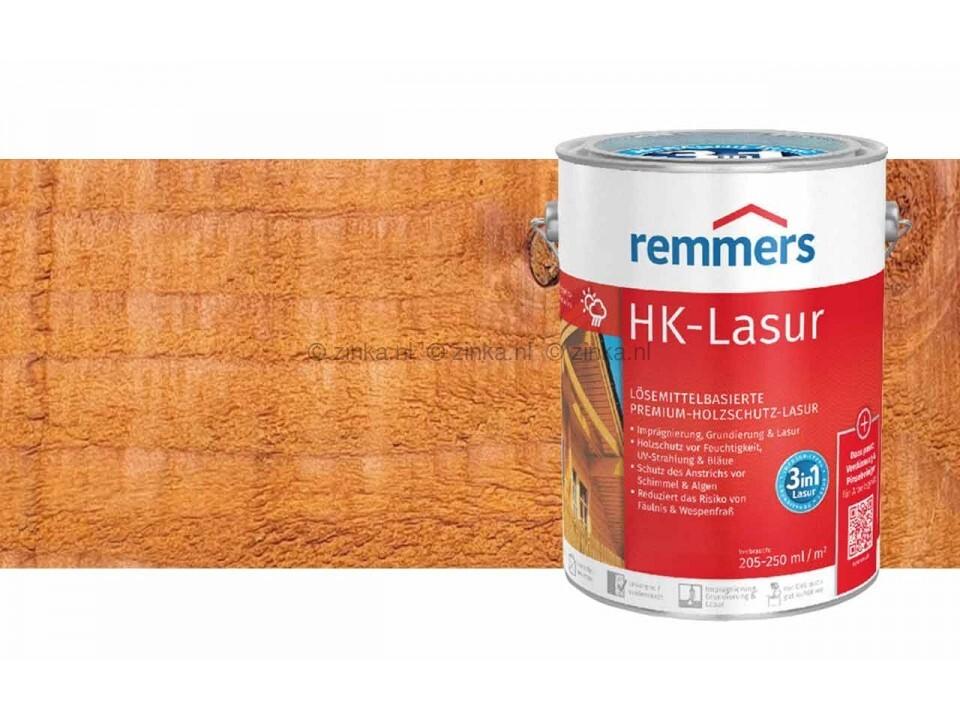 HK-Lazuur Grenen 100 ml proefverpakking