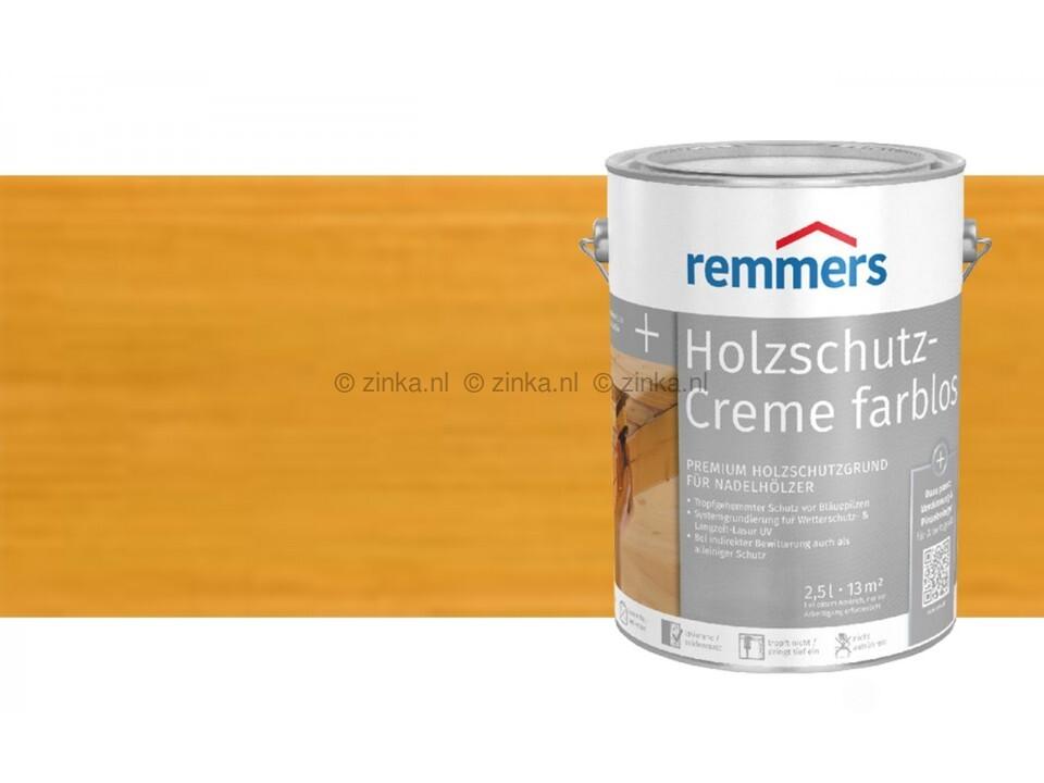 Houtbescherming creme - Licht eiken 2715-100 ml proefverpakking