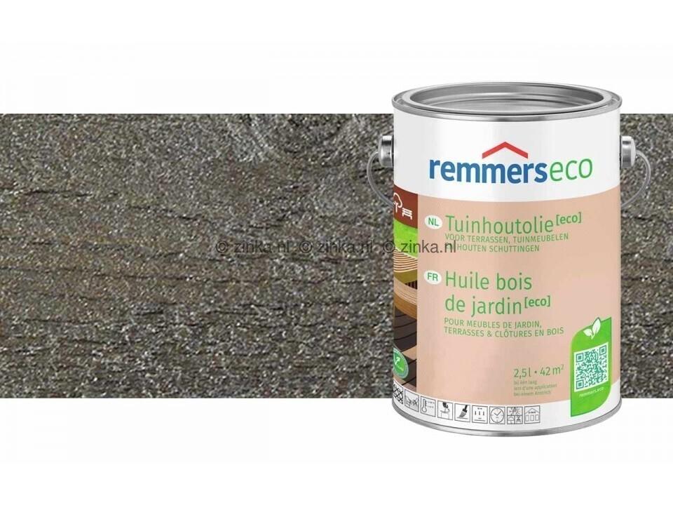 Tuinhoutolie Aqua Eco Grafietgrijs-100 ml proefverpakking