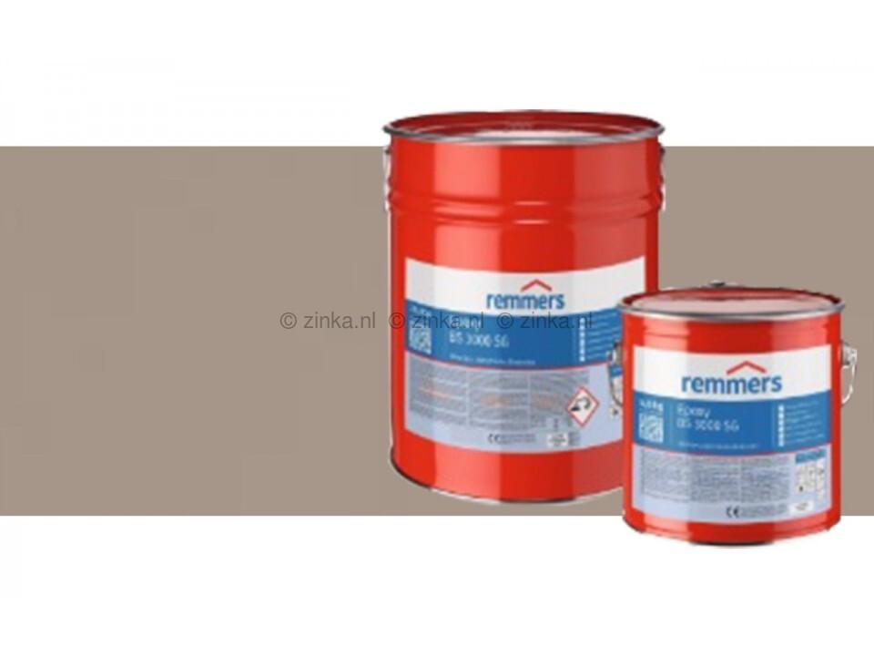 Epoxy BS 3000 Zijdeglans new Kiezelgrijs 25 kilo