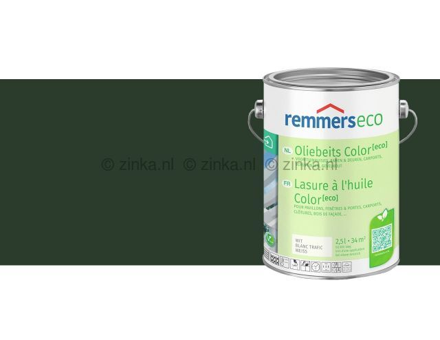 Oliebeits Color Eco - Dennegroen 7661