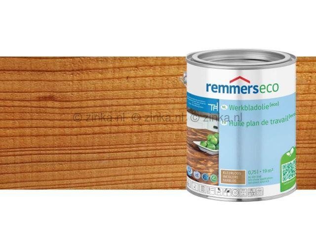 Werkbladolie Eco - Kleurloos