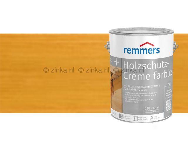 Houtbescherming creme - Licht eiken 100 ml proefverpakking