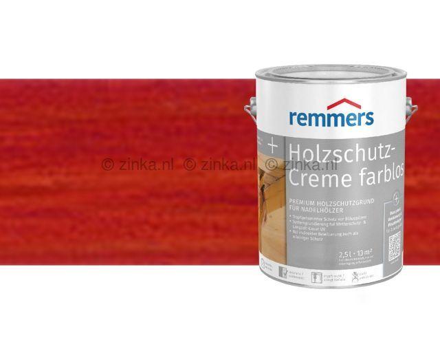 Houtbescherming creme - Mahonie