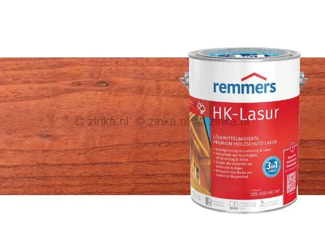 HK-Lazuur Pine Lariks 100 ml proefverpakking