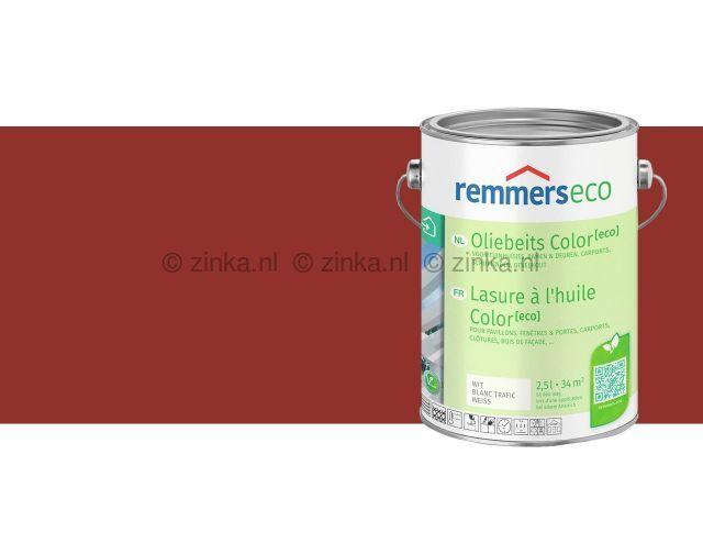 Oliebeits Color Eco -Scandinavisch rood 7659