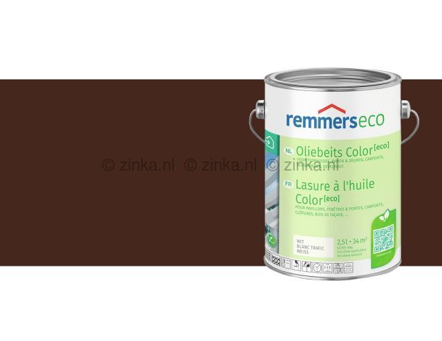 Oliebeits Color Eco - Tabaksbruin 7656
