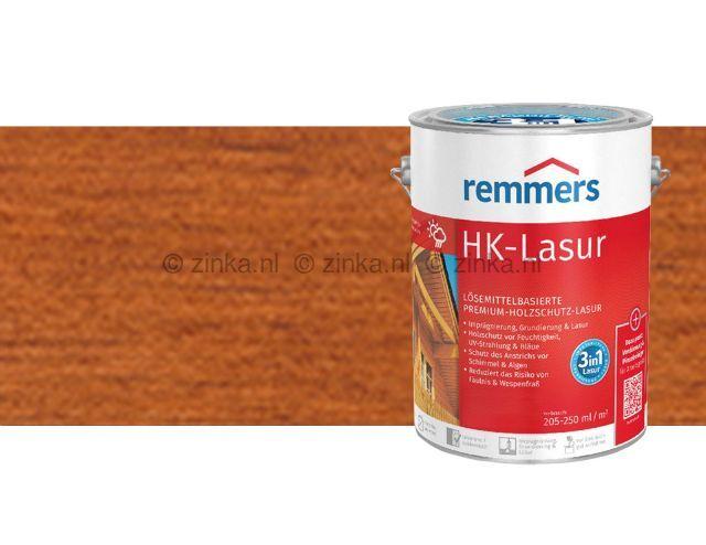 HK-Lazuur Teak 100 ml proefverpakking