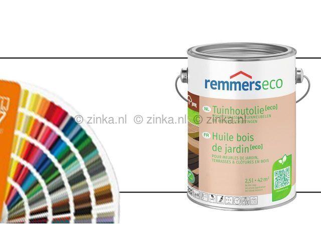Tuinhoutolie RAL-kleuren