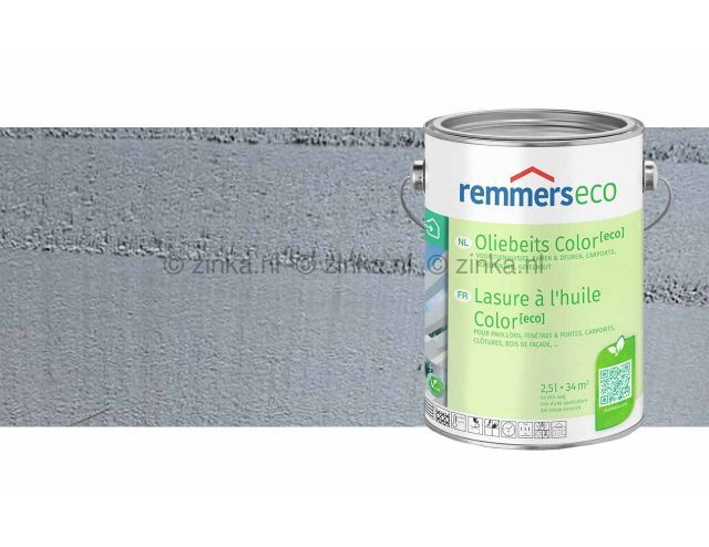 Oliebeits Color Eco - Venstergrijs 7655