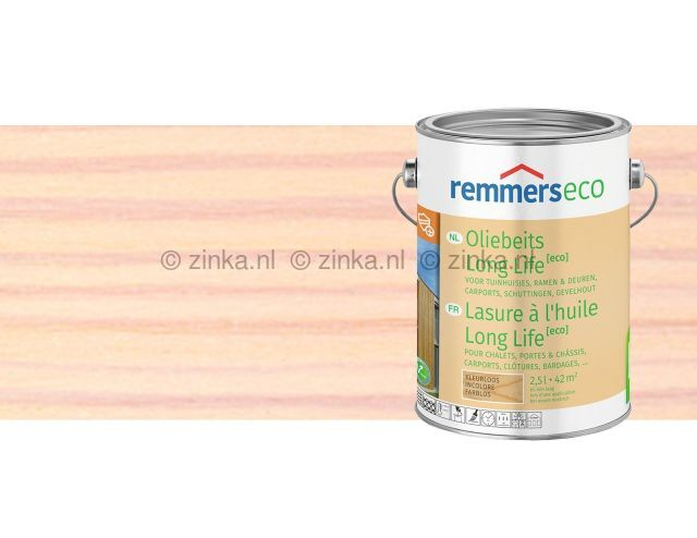 Oliebeits Long Life Eco - Wit 7674