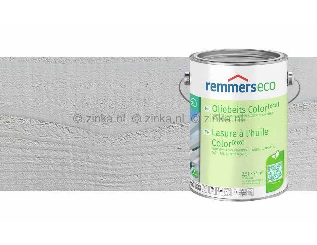 Oliebeits Color Eco - Wit 7663