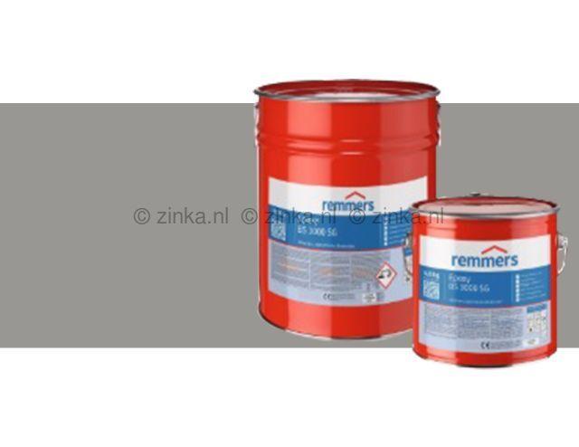 Epoxy BS 3000 Zijdeglans new Zilvergrijs