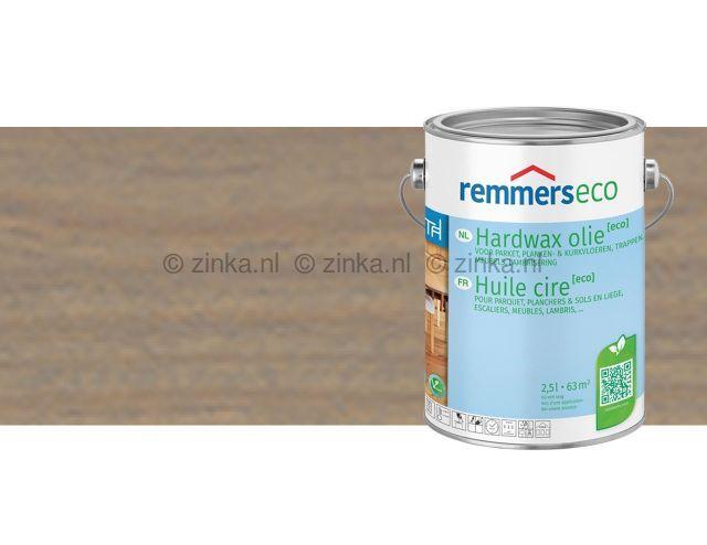 Hardwax Olie eco - Zilvergrijs
