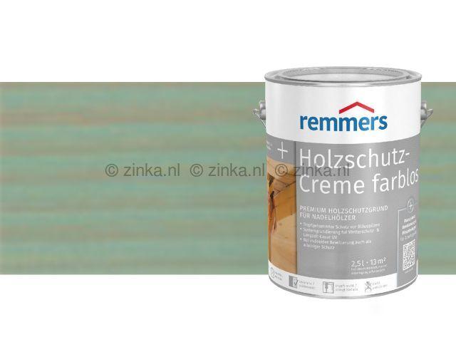 Houtbescherming creme - Zilvergrijs 100 ml proefverpakking