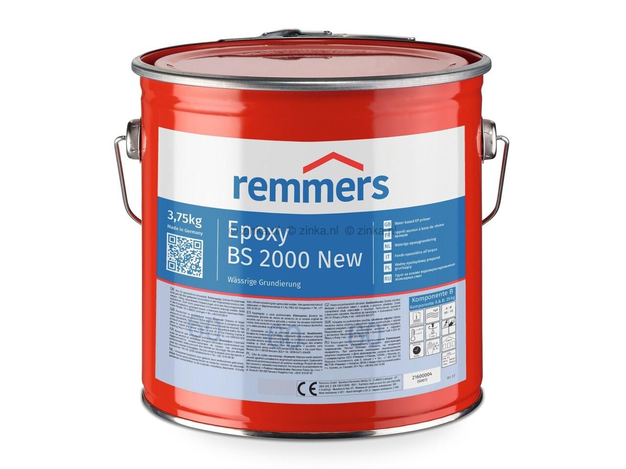 epoxy bs 2000 vloercoating