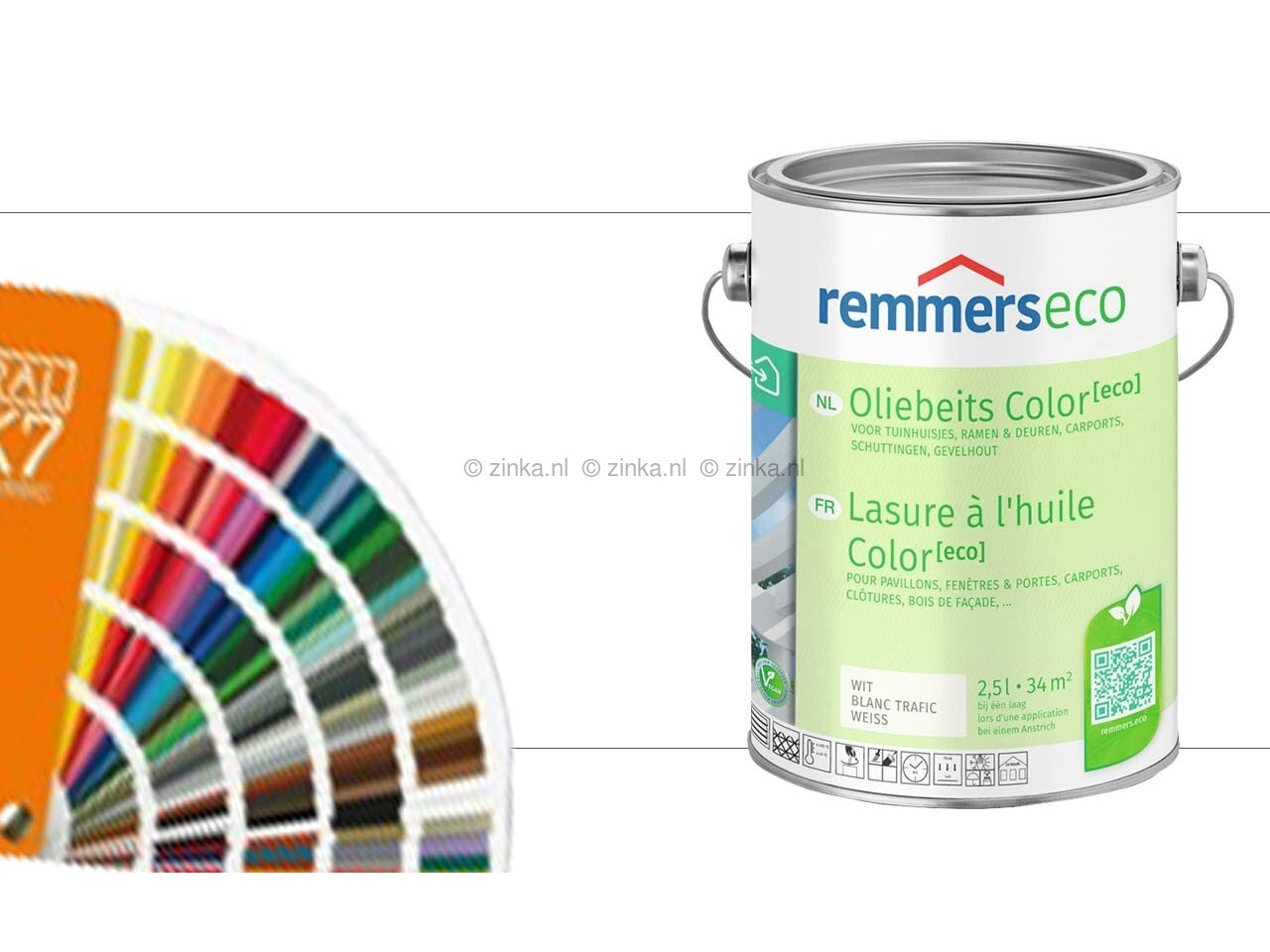 Oliebeits Color Eco Ral