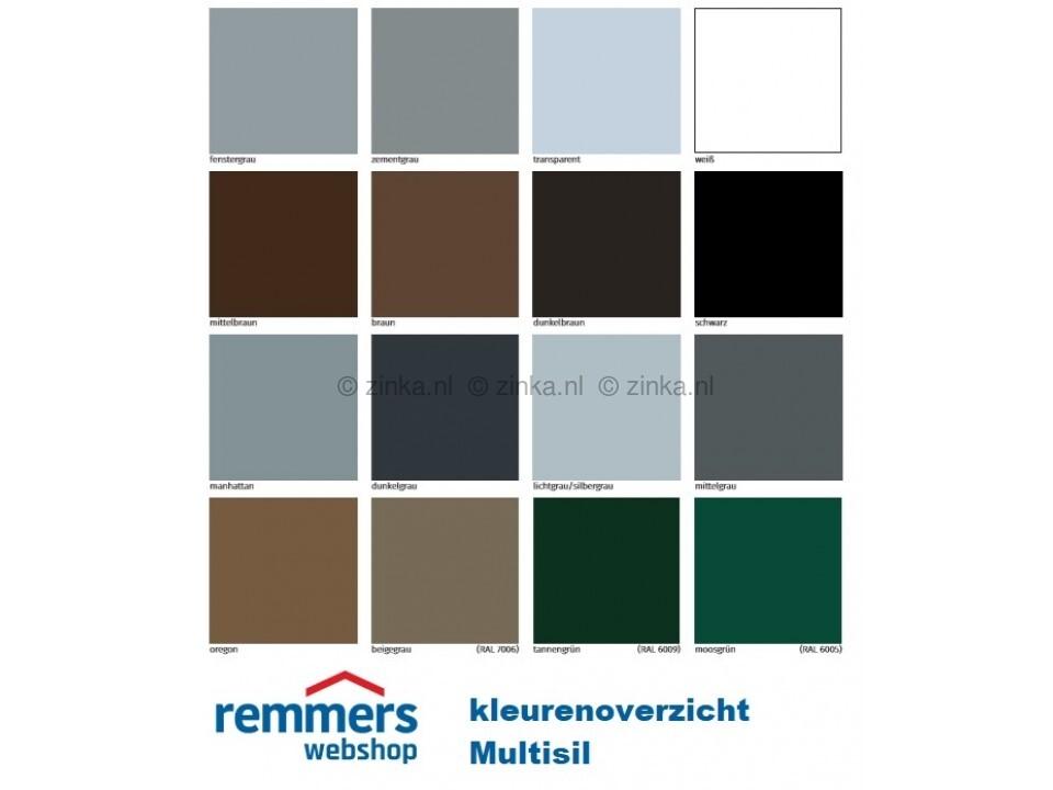 Multisil kleuren